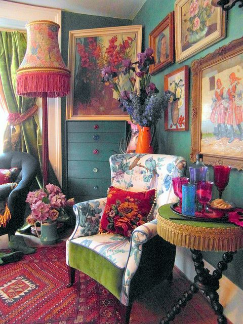 Best The Latest In Bohemian Style Decorating Trends And Ideas This Month