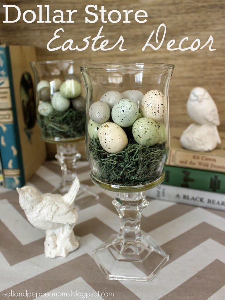 Best Elegant Easter Decor Ideas From The Dollar Store The This Month
