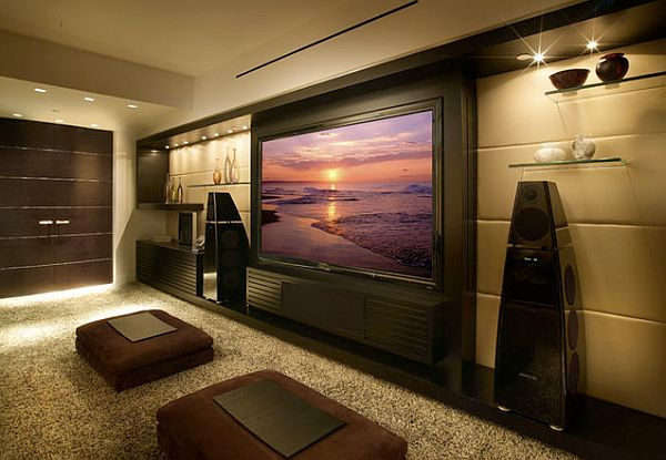 Best 9 Awesome Media Rooms Designs Decorating Ideas For A This Month