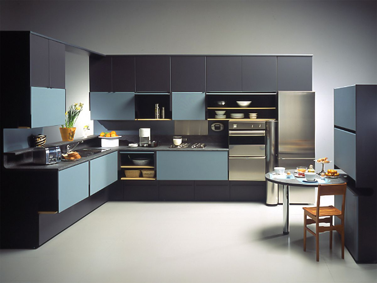 Best 70 Years Of Snaidero A Global Icon Of Italian Kitchen Design This Month