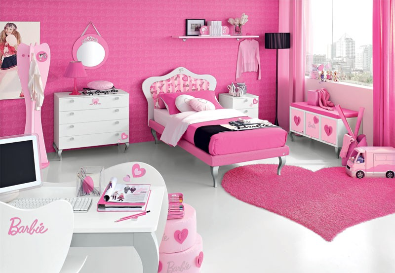 Best Barbie Themed Hotel Rooms This Month