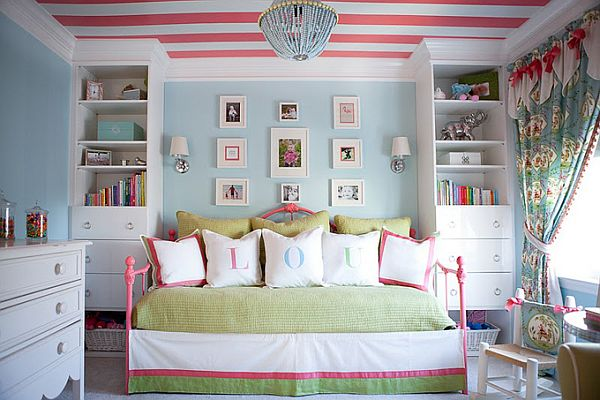 Best Fun And Colorful Room Designed By Krista Salmon For Her This Month