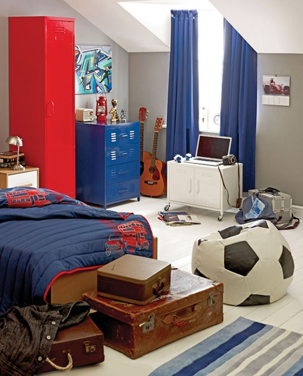 Best 40 Teenage Boys Room Designs We Love This Month