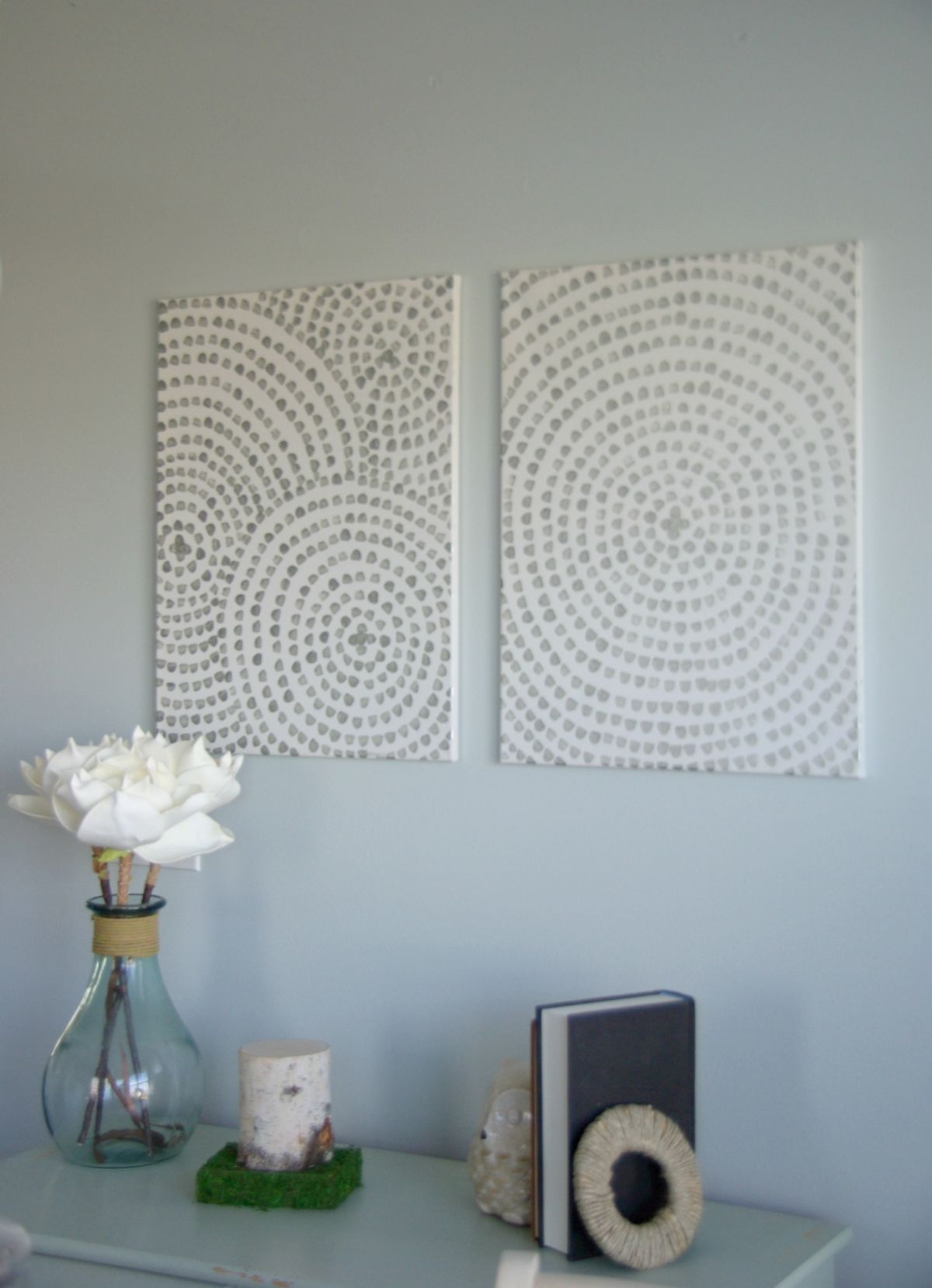 Best Diy Canvas Wall Art A Low Cost Way To Add Art To Your Home This Month