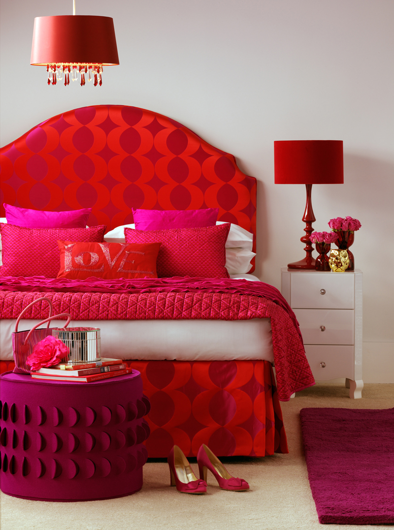 Best 20 Colors That Jive Well With Red Rooms This Month