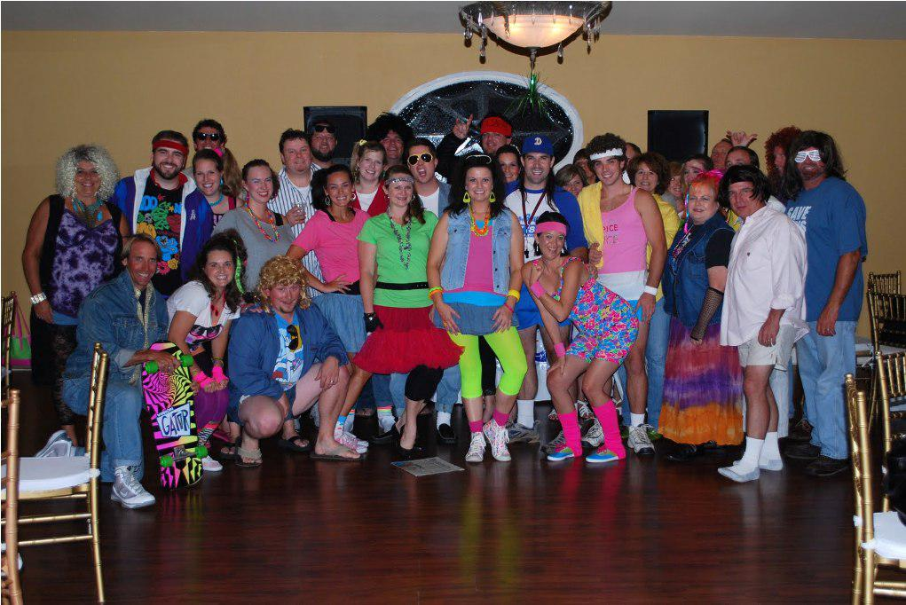 Best The 80'S Themed *D*Lt Birthday Party Ideas This Month