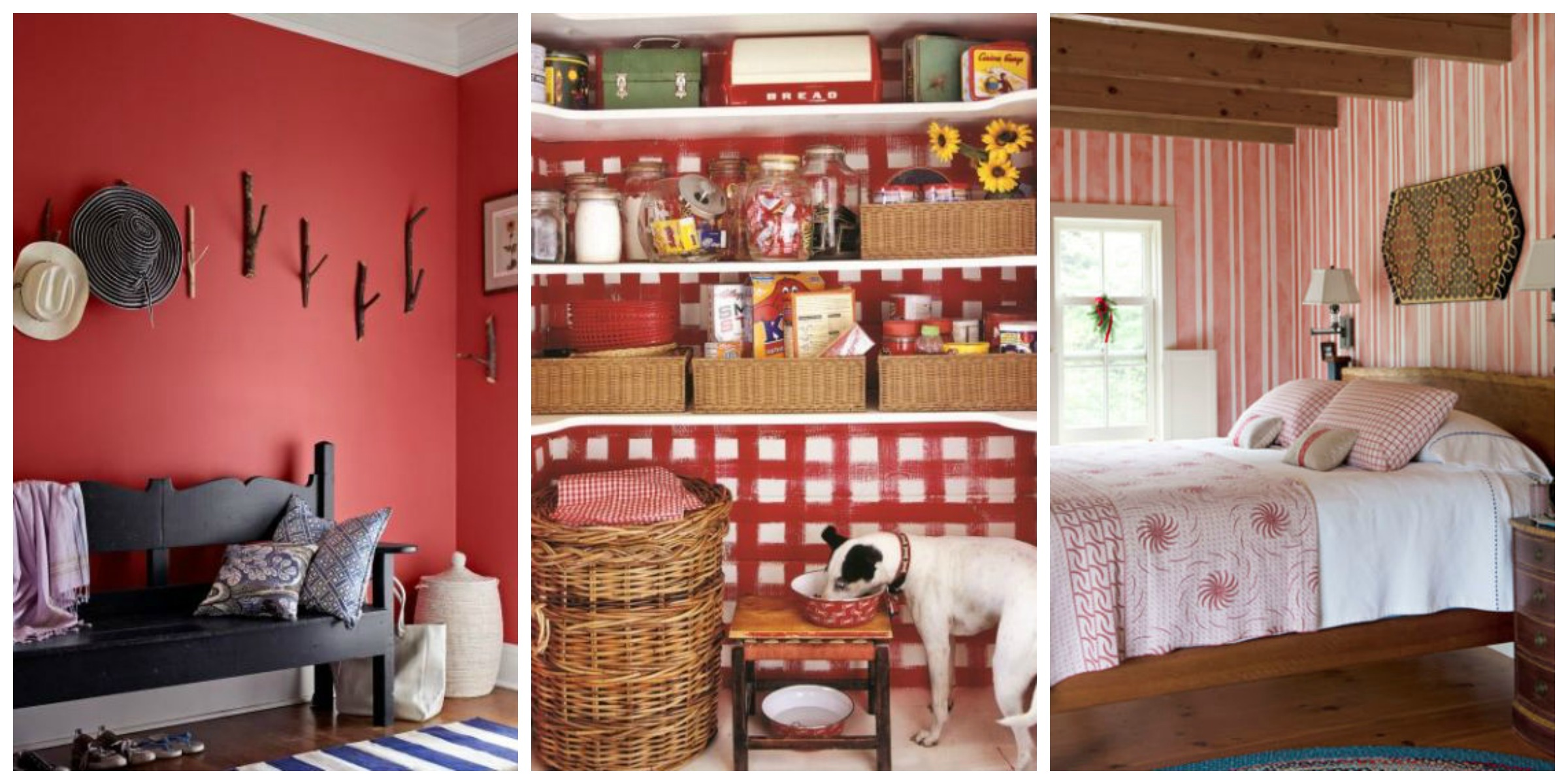 Best Decorating With Red Ideas For Red Rooms And Home Decor This Month
