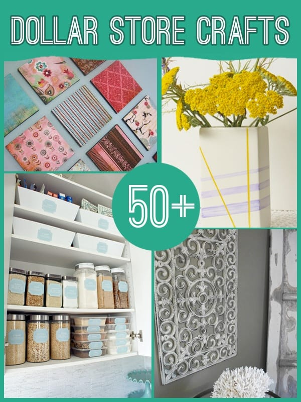 Best 50 Dollar Store Craft Ideas Diy Cozy Home This Month