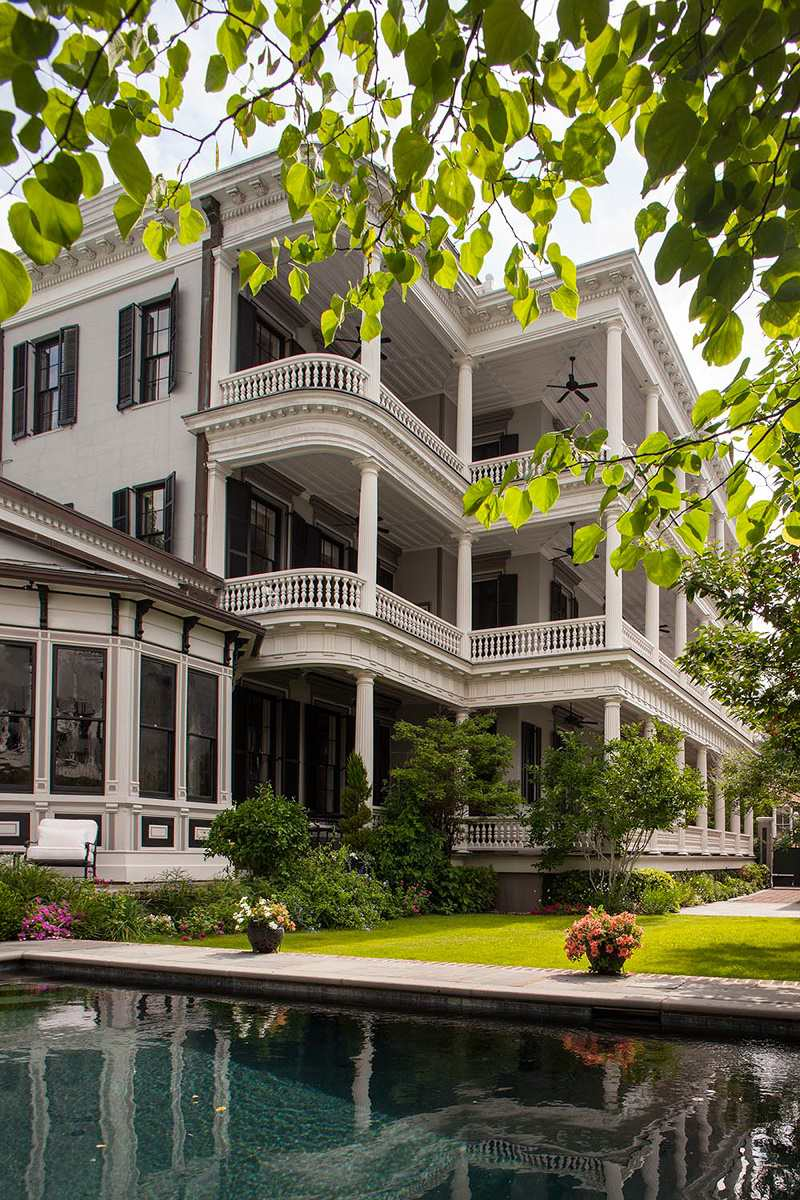 Best Southern Classic Mansion Historic Charleston Dk Decor This Month
