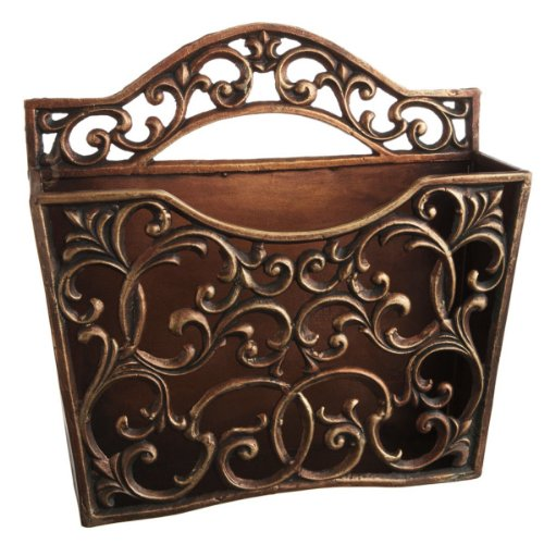 Best Amazon Com 13 Regal Scroll Decorative Cast Iron Wall This Month
