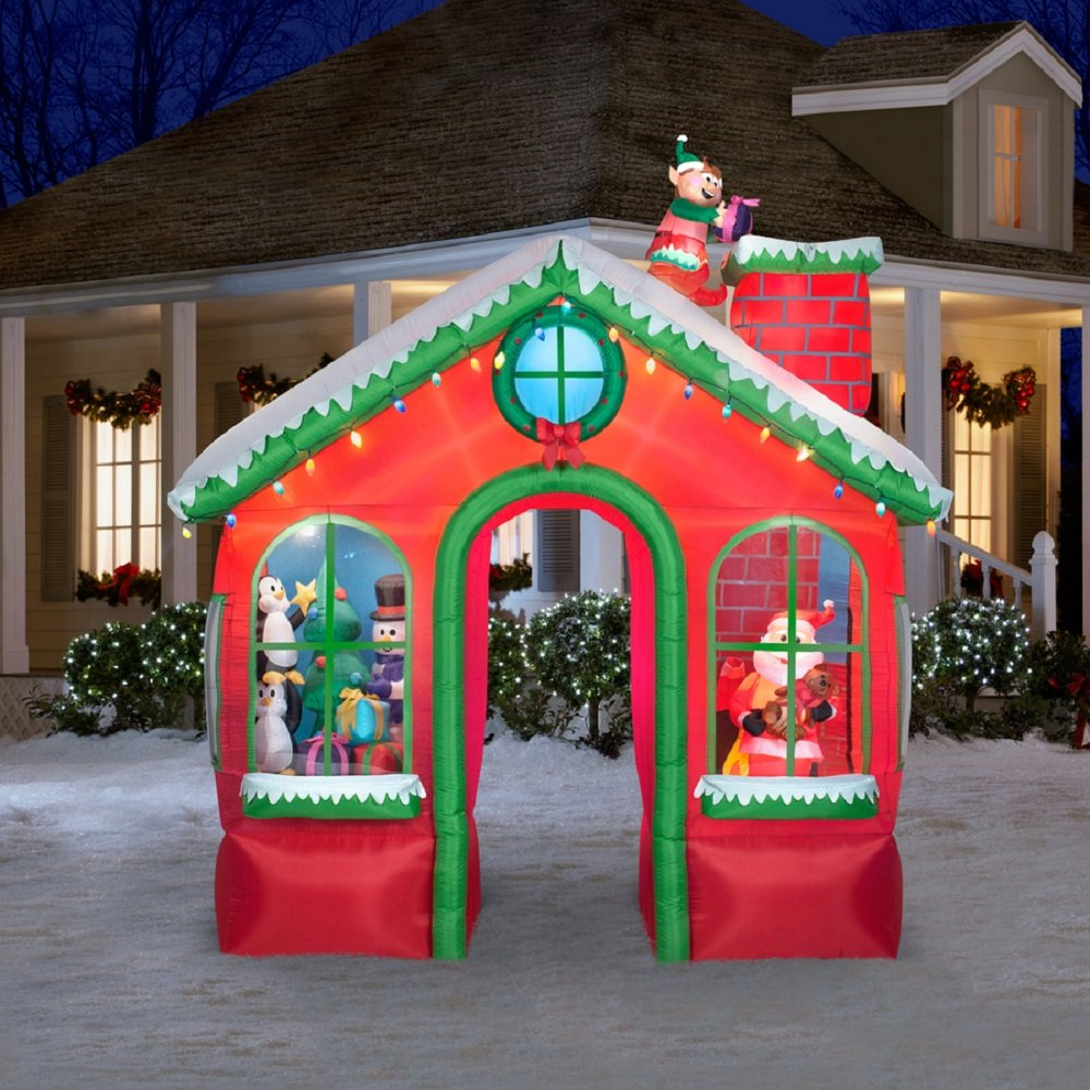 Best Christmas Outdoor Inflatables Page Two Christmas Wikii This Month