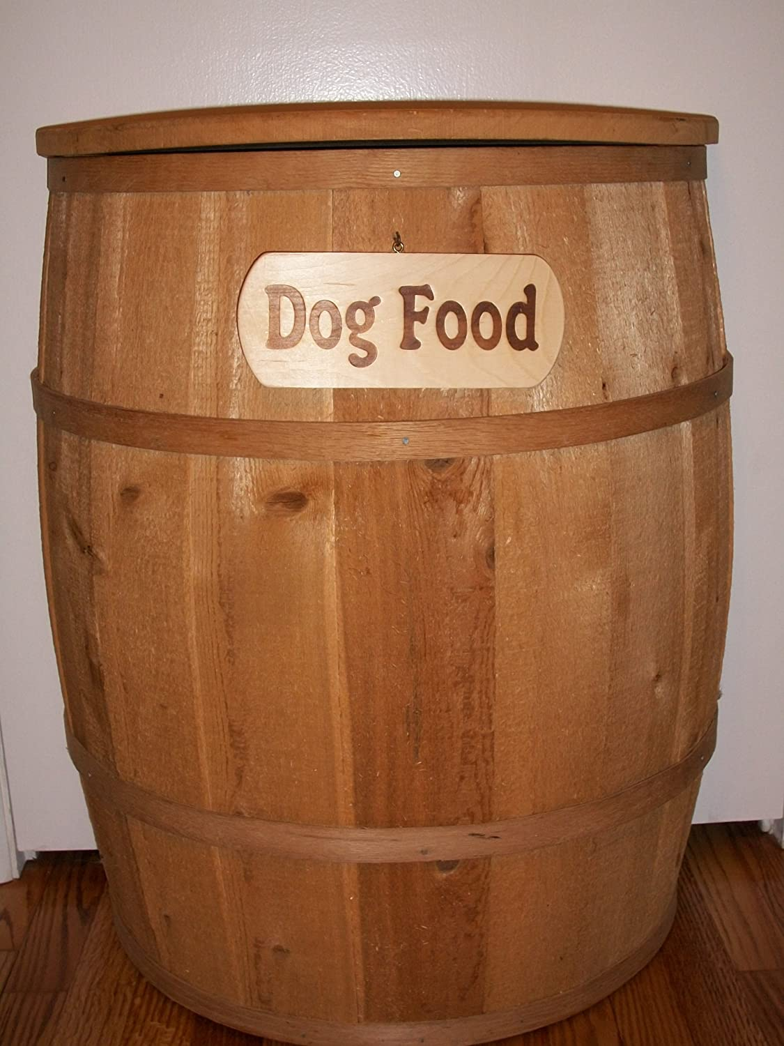 Best Wooden Dog Food Storage Containers This Month