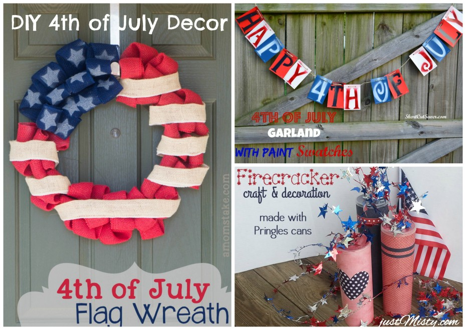 Best Diy 4Th Of July Decor Everyday Shortcuts This Month