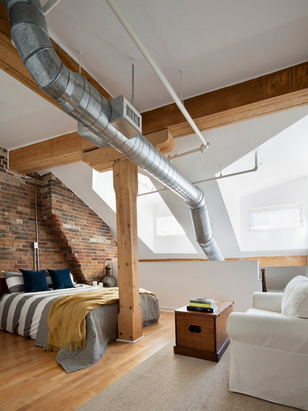 Best 27 Modern Industrial Bedroom Design Inspirations This Month