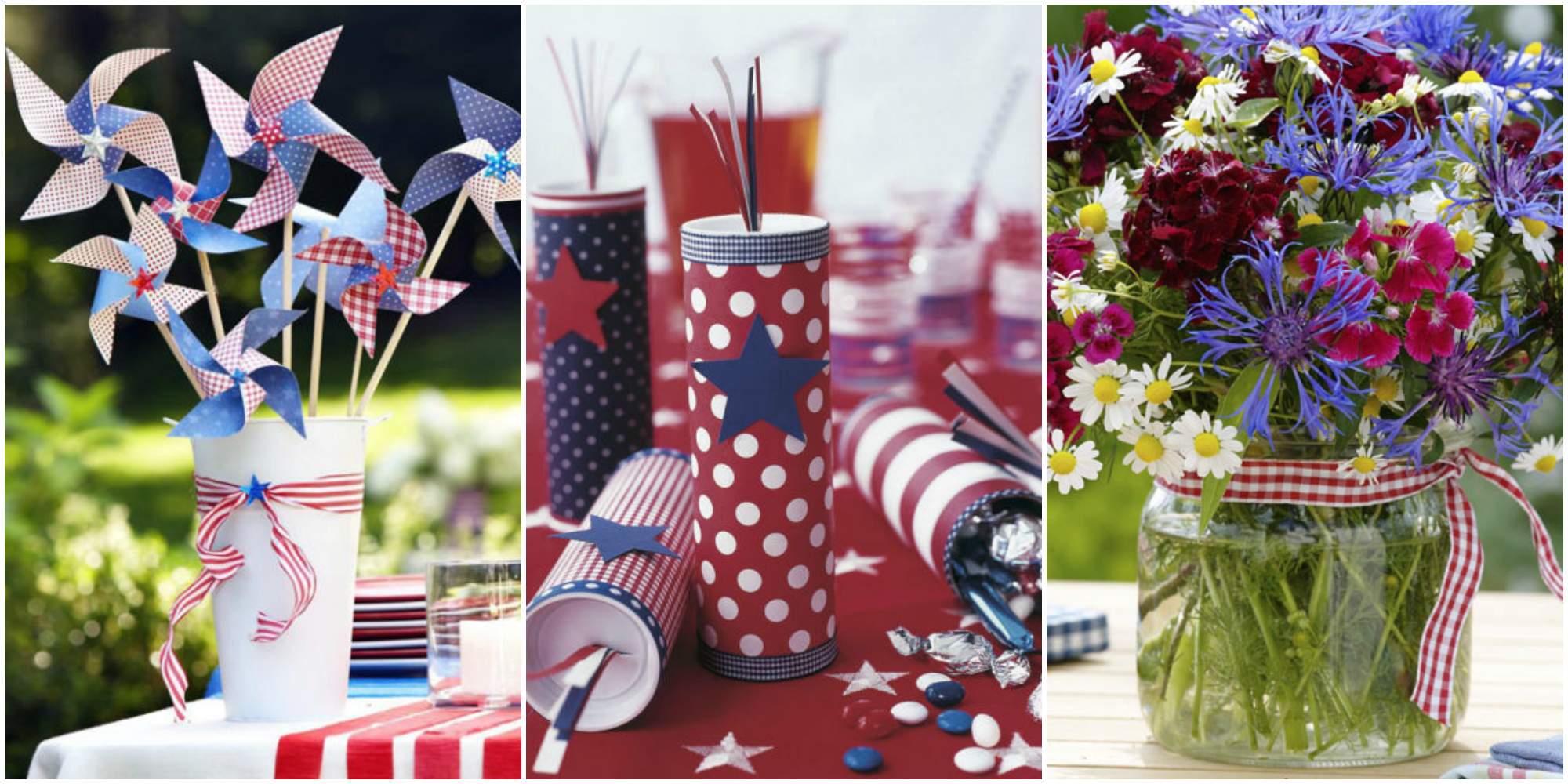 Best 30 Diy 4Th Of July Decorations 2017 Patriotic Fourth Of This Month