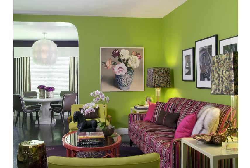 Best Green Rooms Decorating With Green This Month