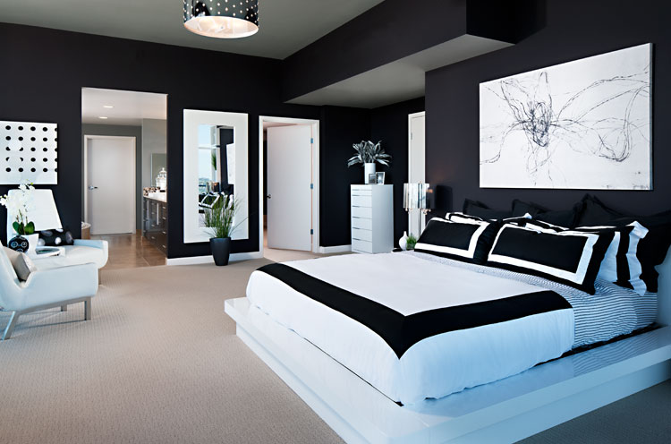 Best Black And White Bedroom Home Trendy This Month