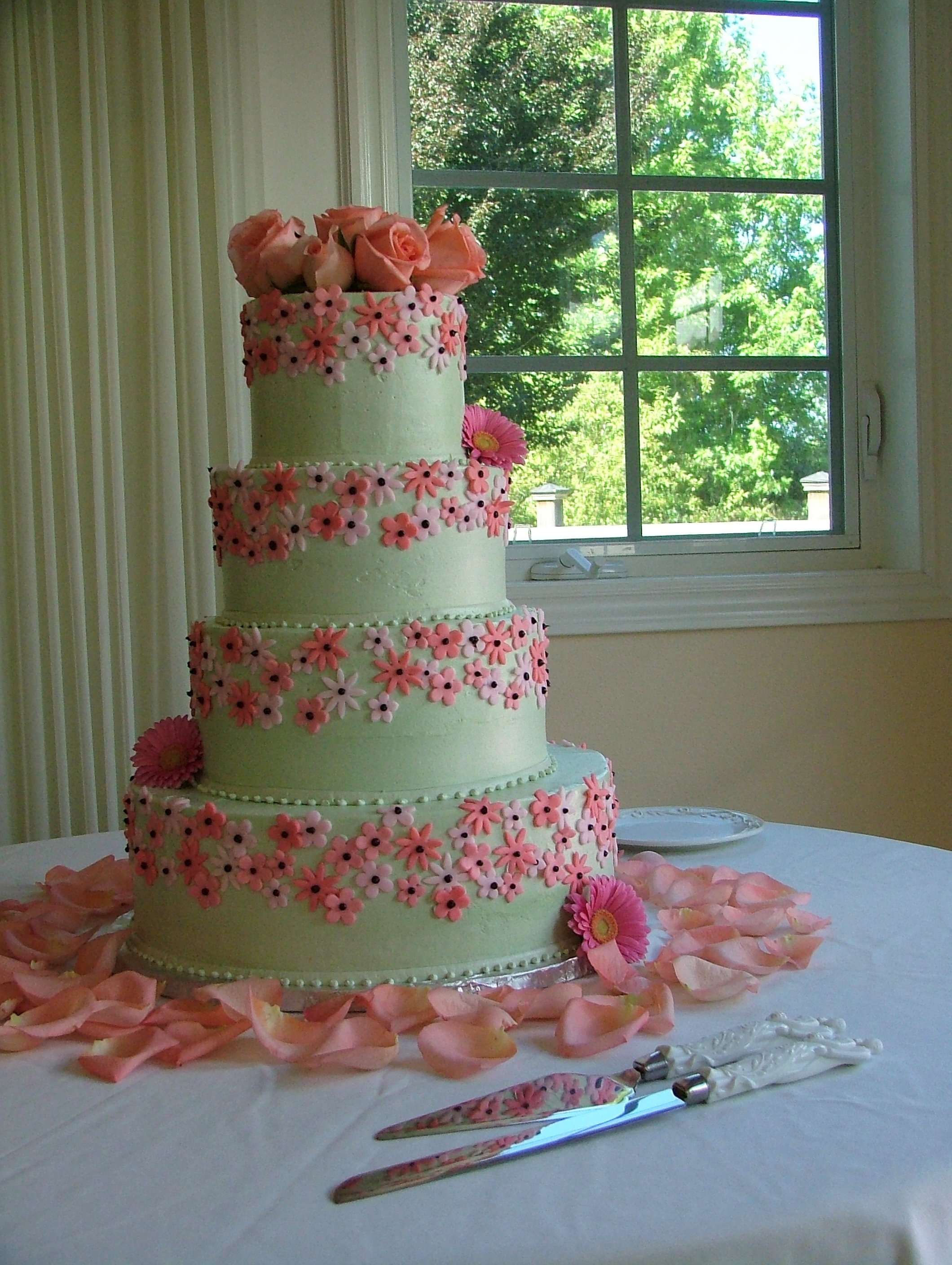 Best It's All About The Pink – Pink Wedding Cakes That Is This Month