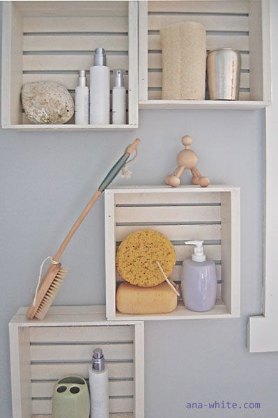 Best Diy Project Crate Shelves Have Need Want This Month