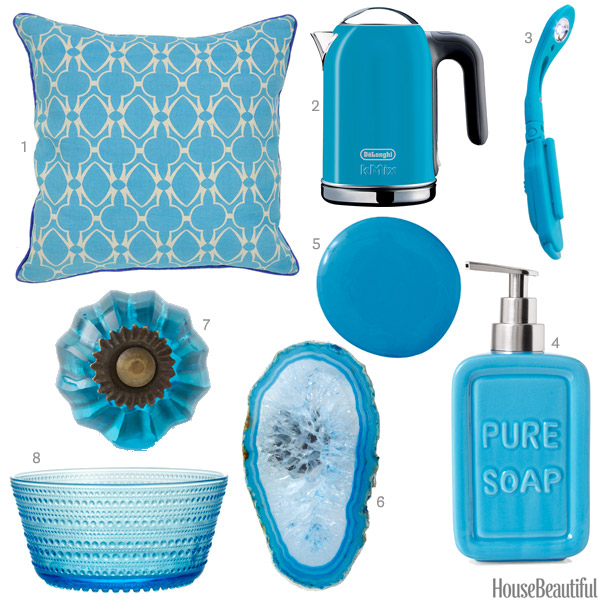 Best Sky Blue Accessories Sky Blue Home Decor This Month