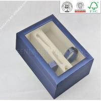 Best Decorative Customized Paper Wine Glass Gift Box Display This Month
