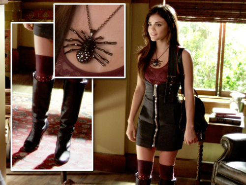 Best 14 Aria Montgomery Fashion Don Ts Her Campus This Month