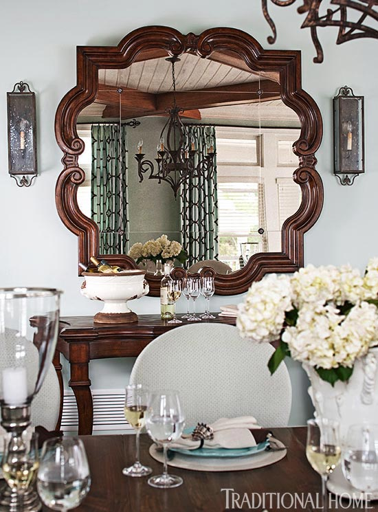 Best Decorating With Mirrors Traditional Home This Month