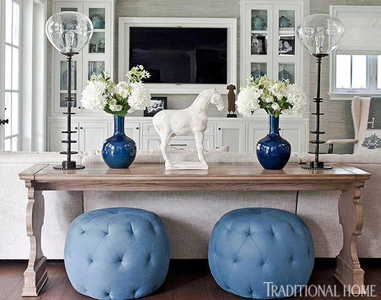 Best Bill And Giuliana Rancic S Chicago Home Traditional Home This Month