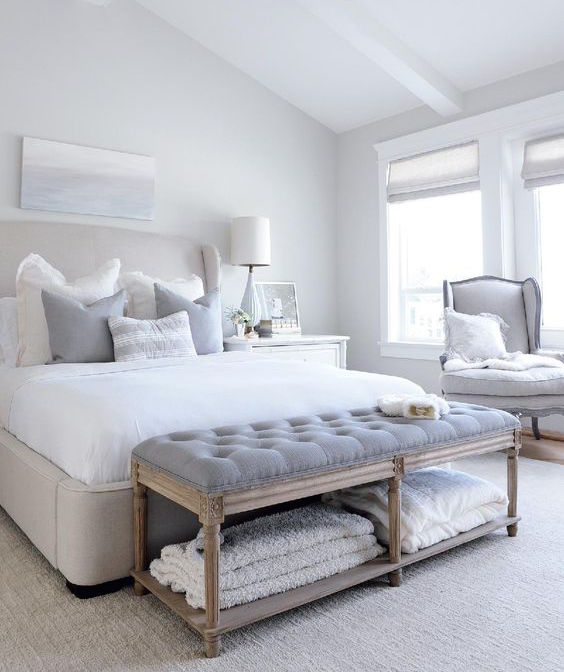 Best 27 Amazing Master Bedroom Designs To Inspire You Interior G*D This Month