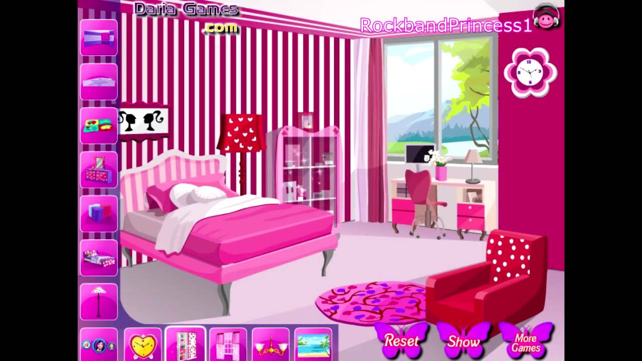 Best Barbie Online Games Barbie Games Barbie House Decor Game This Month
