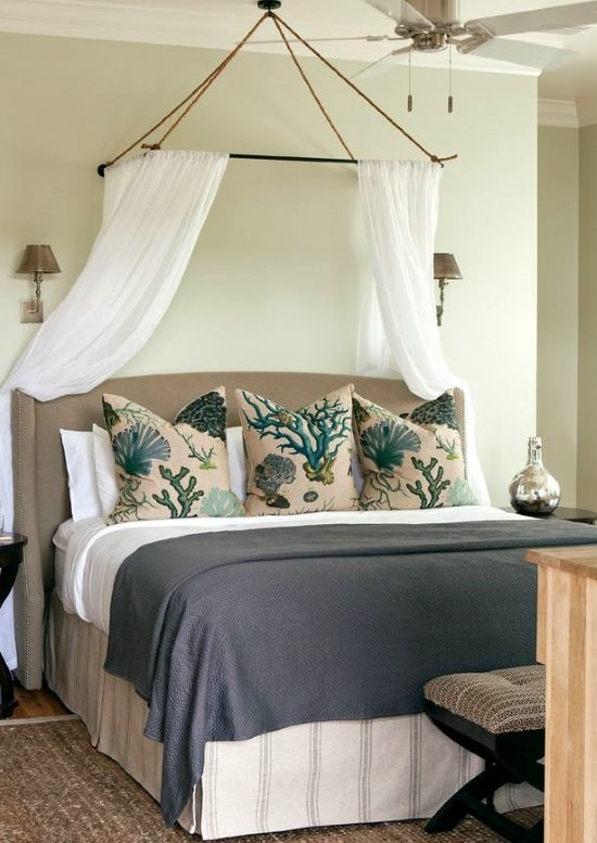 Best Awesome Above The Bed Beach Themed Decor Ideas This Month