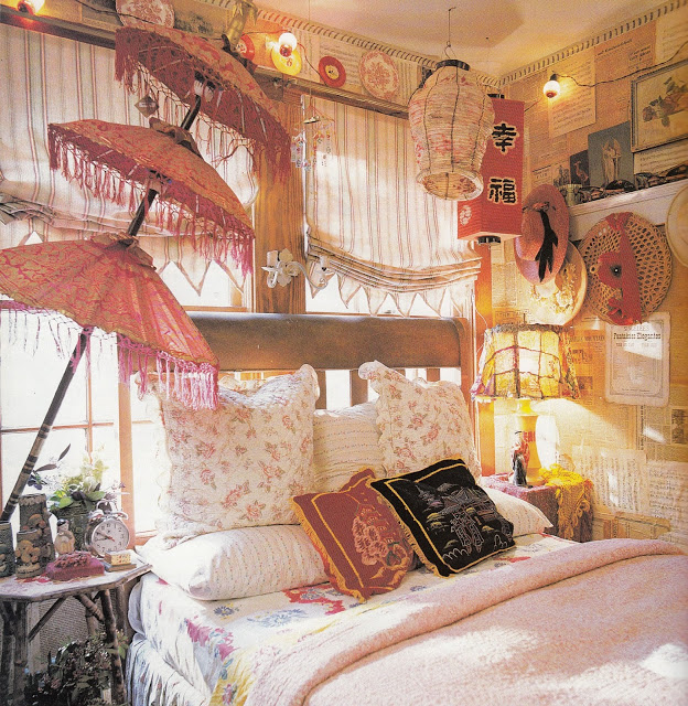 Best 31 Bohemian Style Bedroom Interior Design This Month