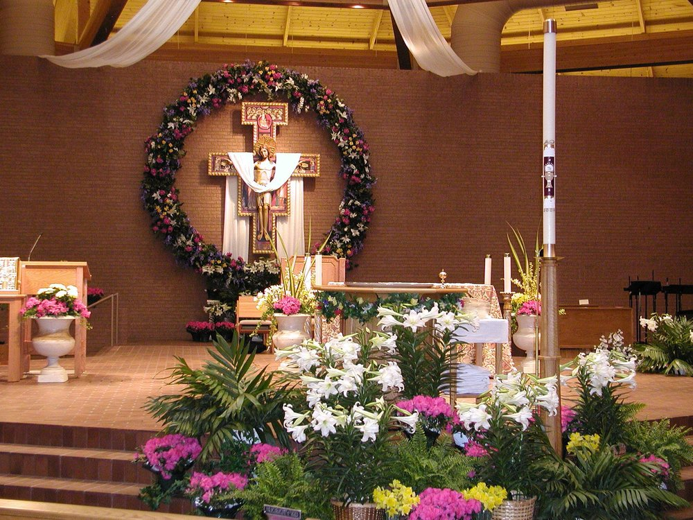Best Easter Church Of St Vincent De Paul Brooklyn Park Mn This Month