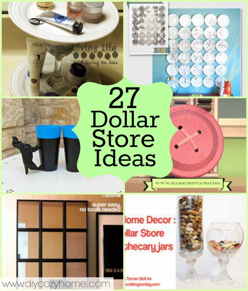 Best Tons Of Dollar Store Craft Decor Projects To Make This Month
