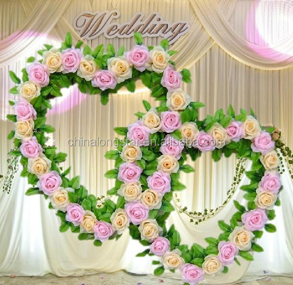 Best Beautiful Artificial Flowers Garlands Used For Wedding This Month