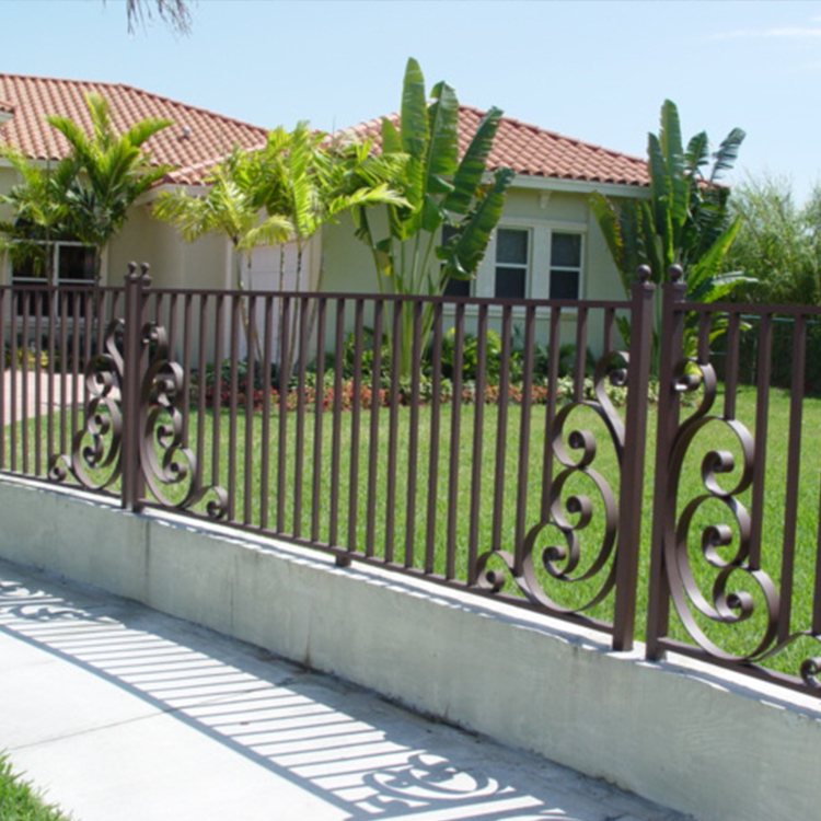 Best Used Cheap Decorative Garden Wrought Iron Fencing Panels This Month