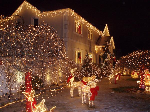 Best Outdoor Christmas Decorations For Christmas 2014 This Month