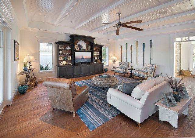 Best Old Florida Home Tropical Family Room Miami By This Month