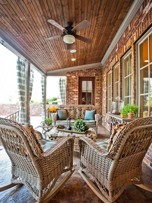 Best Back Porch Home Design Ideas Pictures Remodel And Decor This Month