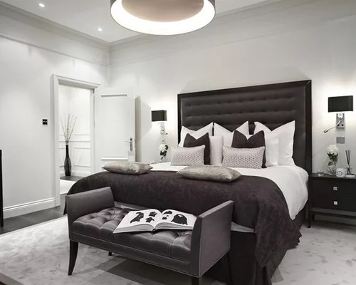 Best Black And Grey Bedroom Home Design Ideas Pictures This Month