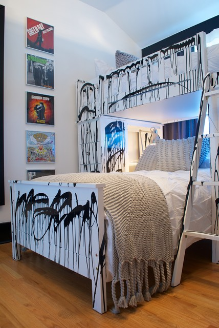 Best Punk Rock Bedroom Contemporary Kids Los Angeles By This Month