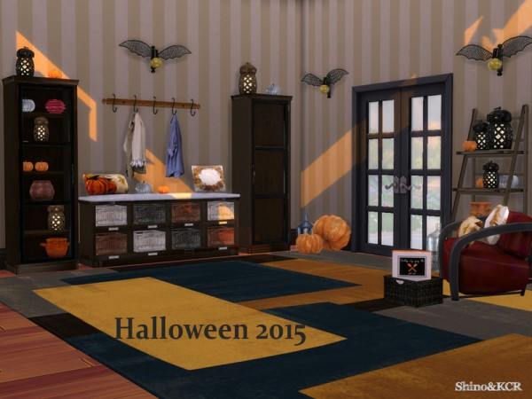 Best The Sims Resource Halloween 2015 By Shinokcr • Sims 4 This Month