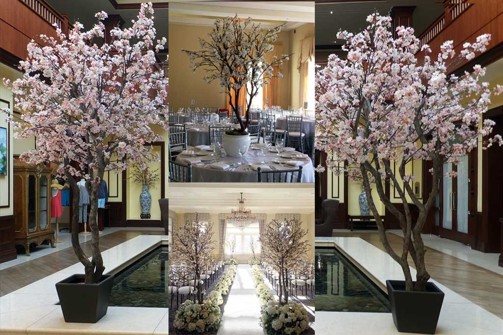 Best Tree Rental For Weddings Events Artificial Plants Faux Trees This Month