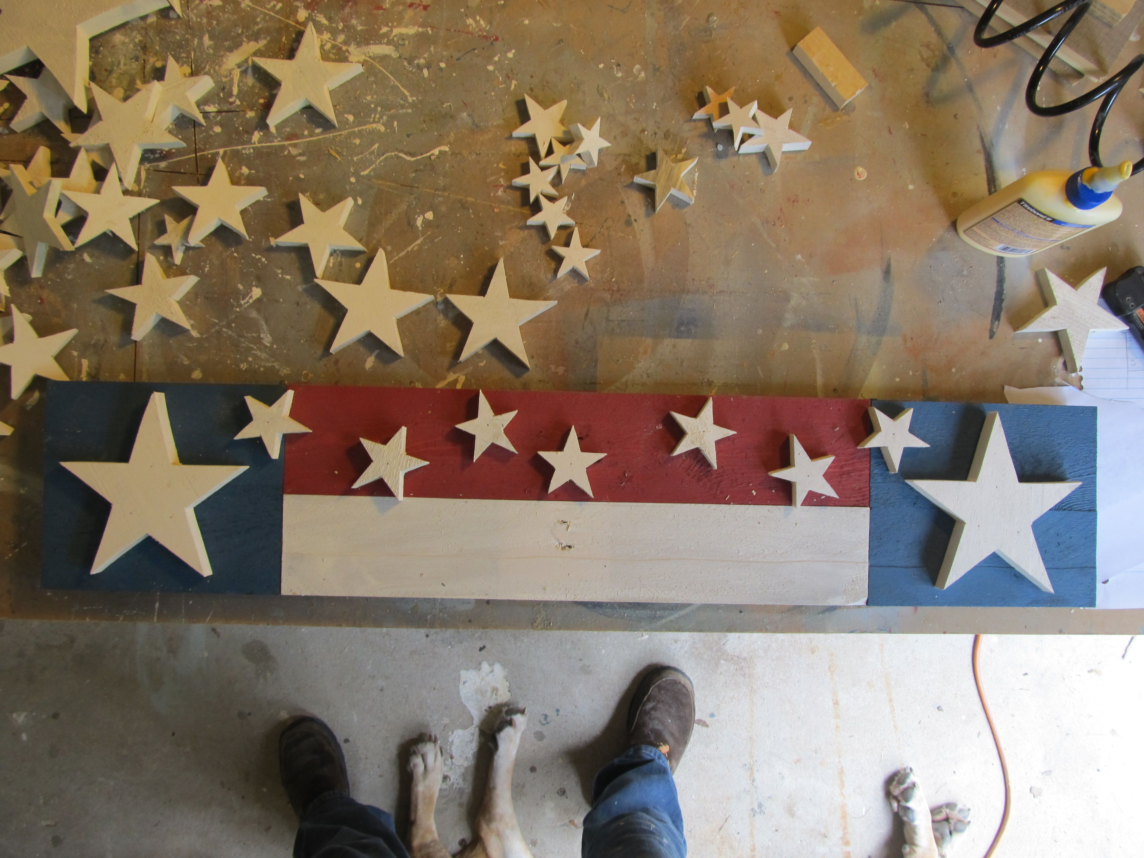 Best Patriotic Wall Decor Americana And Patriotic Items Made This Month