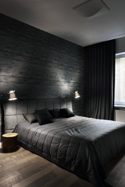 Best Top 60 Best Grey Bedroom Ideas Neutral Interior Designs This Month