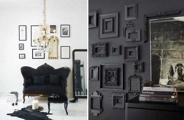 Best Back In Black – Black Home Decorating Ideas – Adorable Home This Month