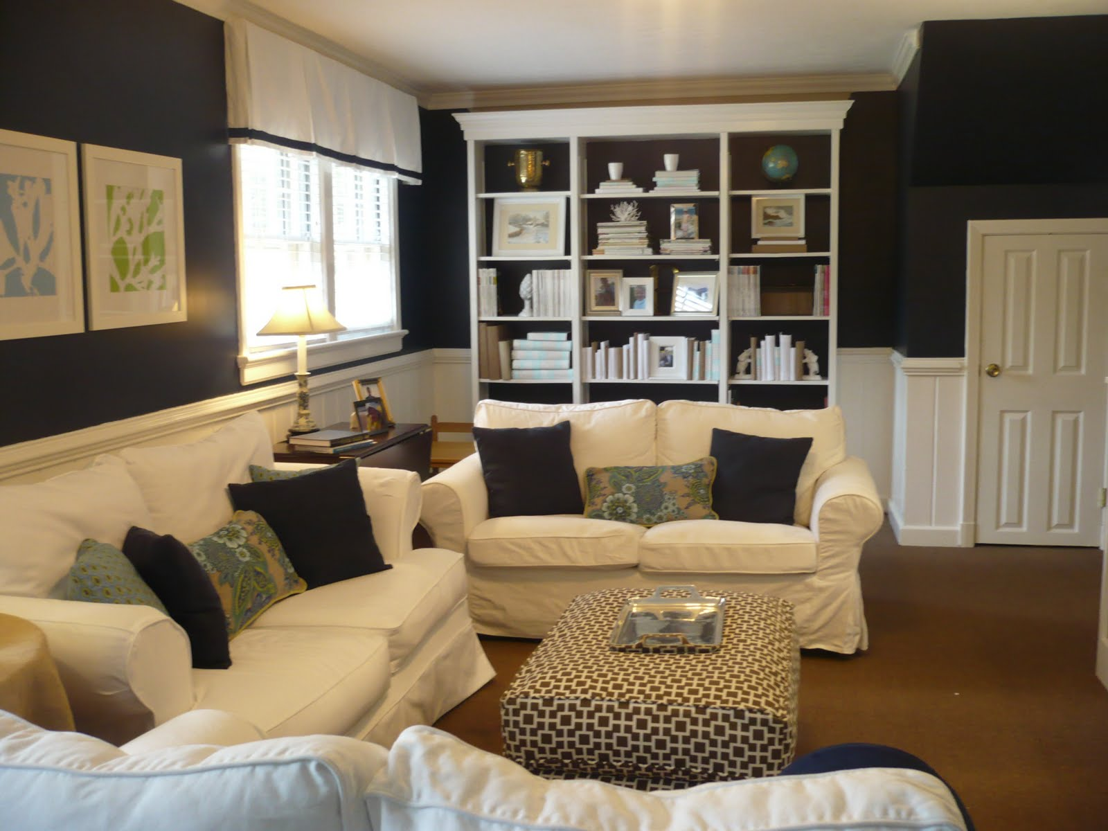 Best Westhampton Diy Family Room Makeover Part 4 Accesories This Month