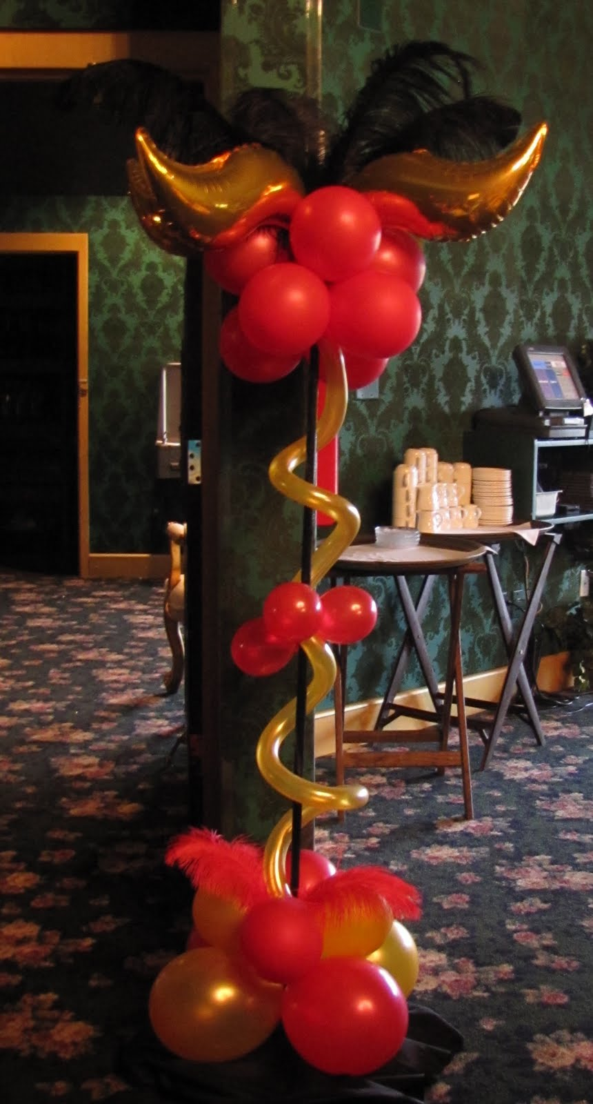 Best Party People Event Decorating Company Red Rose Inn And This Month