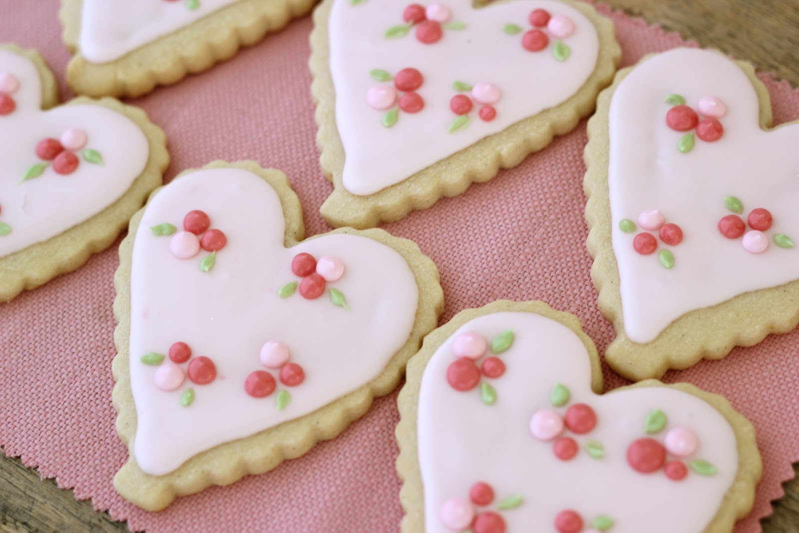 Best Jenny Steffens Hobick Valentine S Day Sugar Cookies This Month
