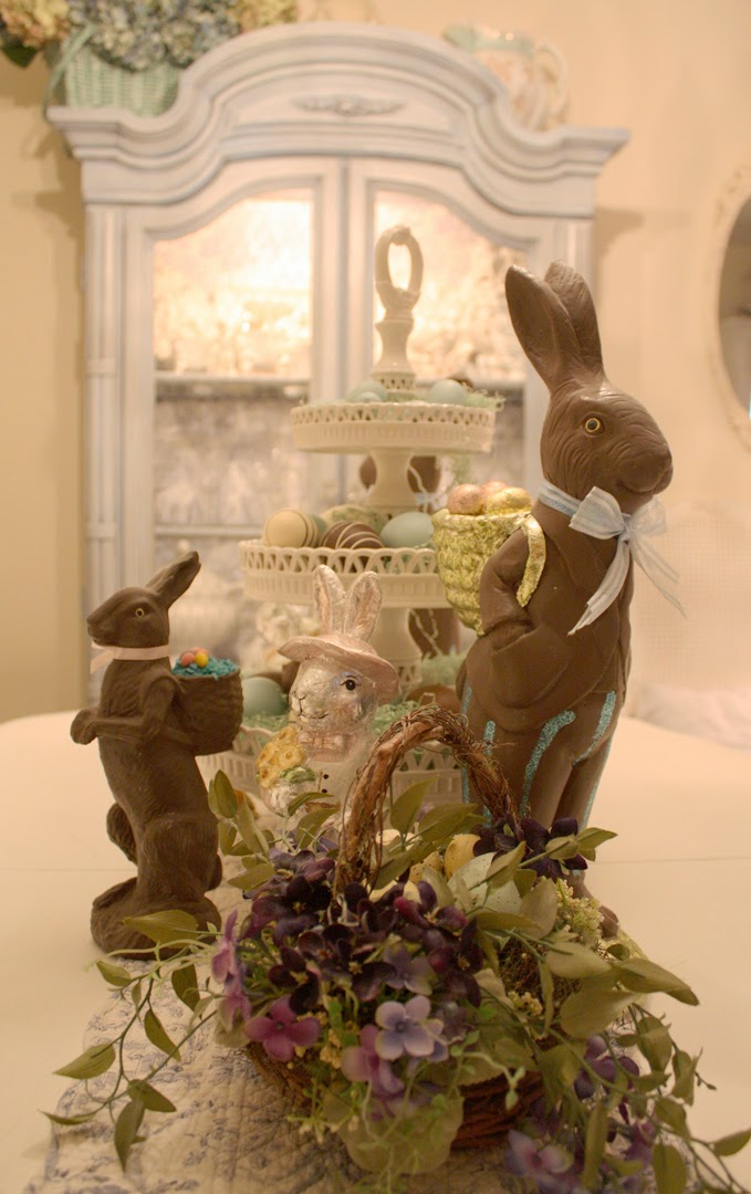 Best My Romantic Home Easter Decor From The Past Show And This Month